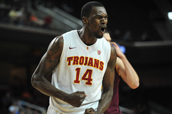 NCAA Basketball: Arizona State at Southern California