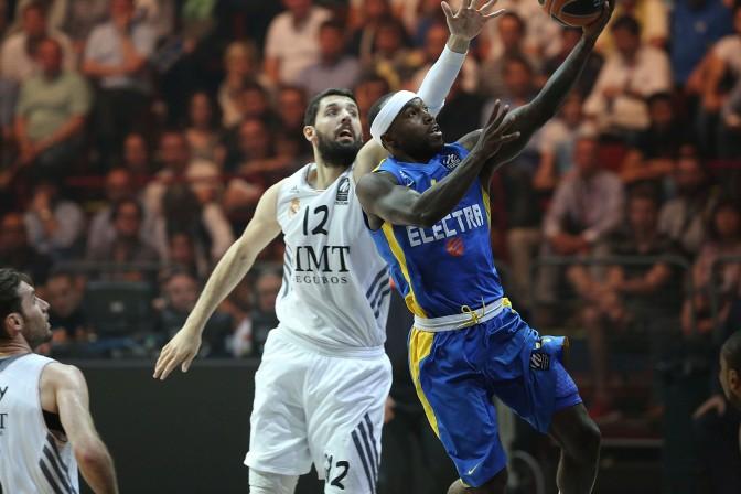 Final game Real Madrid vs Maccabi Electra Tel Aviv - Turkish Airlines EuroLeague Final Four